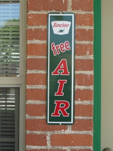 Free air sign